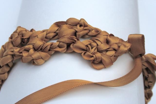The 198 Wedding Gartera Free Crochet Wedding Garter Pattern