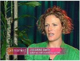 get married video of julianne smith