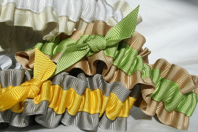 ECO GROSGRAIN 100/% Post-Consumer Recycled Polyester Earth Friendly Ribbon