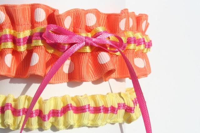 Tangerine, Lemon & Hot Pink Inspiration
