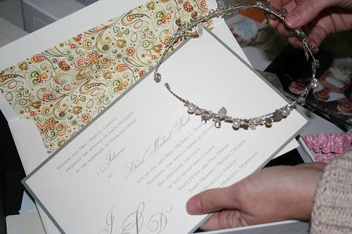 garter girl by julianne smith wedding in a box 1