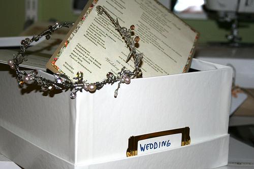 garter girl by julianne smith wedding in a box